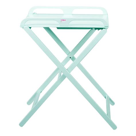table a langer pliante combelle table 224 langer pliante jade vert menthe combelle univers b 233 b 233 smallable