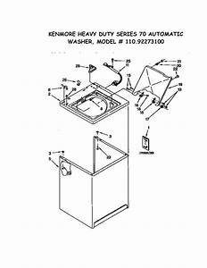 Kenmore 80 Series Washer Owners Manual