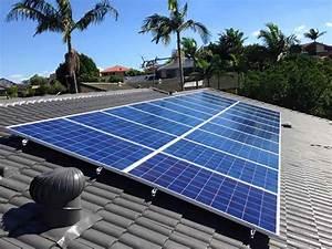 5 KW Solar System Installation - Gold Coast - Brisbane