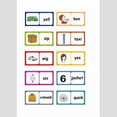 Letters And Sounds Phonics Phase 3 Words Dominoes  6 Sets  By Felippaf  Teaching Resources