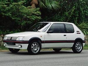 Modele Peugeot : peugeot 205 gti essais fiabilit avis photos prix ~ Gottalentnigeria.com Avis de Voitures
