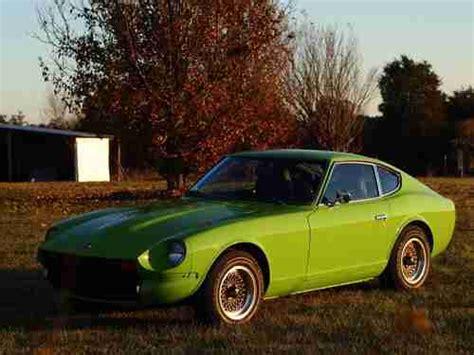 Find Used 1973 Nissan Datsun 240z For Sale In Morgantown