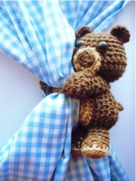 crochet pour embrasse rideaux embrasse rideau 80 mod 232 les originaux pour une d 233 coration de charme archzine fr