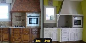 meubles cuisine bois buffet bahut buffet bahut console With de couleur peinture 7 peinture meuble cuisine avant chouin peinture