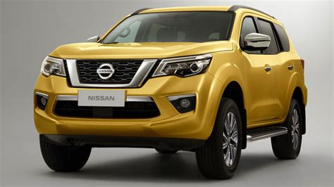 Nissan Terra 2020 by The Nissan Terra Reminds Me Of The 2020 Ford Bronco That