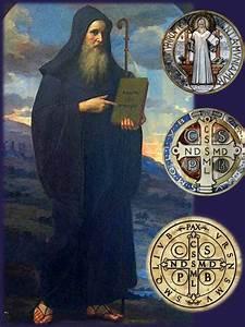 Oraciones A San Benito Abad