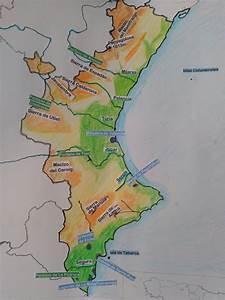 Geograf U00eda F U00edsica Comunidad Valenciana  U2013 Enlaclasedequinto