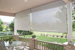Skyline Curtains by Patio Shades Window Treatments Custom Blinds Custom
