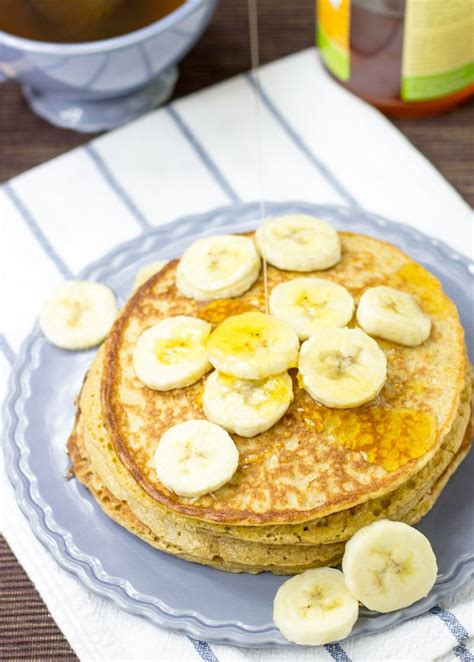 The 3 Ingredient Cottage Cheese Pancakes