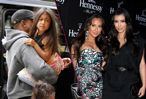 Kim Kardashian, Adrienne Bailon Joke She Could've Been