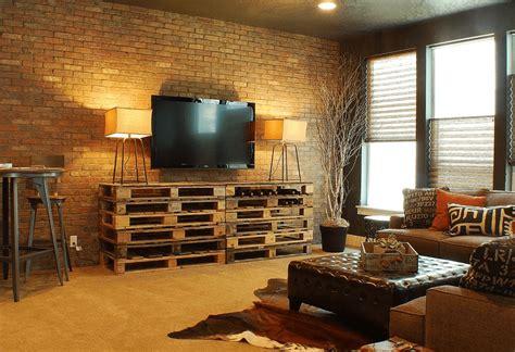 charming industrial living room interior design ideas