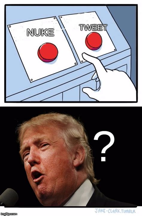 Two Picture Meme Maker - two buttons blank imgflip