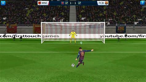 DLS 19   Manchester United Vs FC Barcelona   Tanda De ...