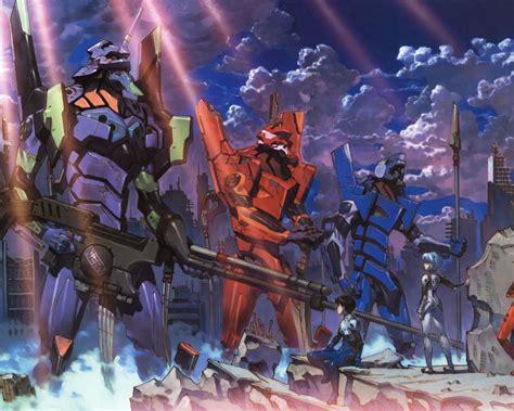 Anime Wallpaper 1280x1024 - 1280x1024 wallpaper robots anime evangelion