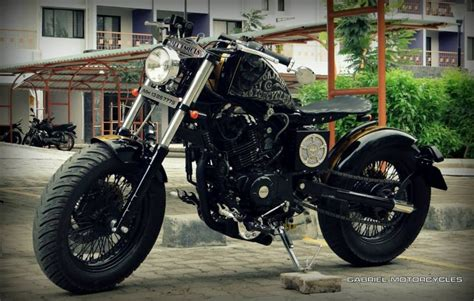 check this modified pulsar 220 bobber