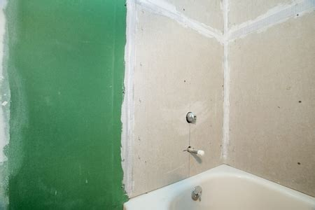 bathroom drywall installation doityourselfcom