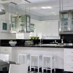 narrow kitchen island table see through hanging cabinets design ideas