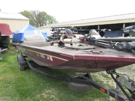 Aluminum Boat For Sale Indiana by Used Aluminum Fish Boats For Sale In Indiana Boats