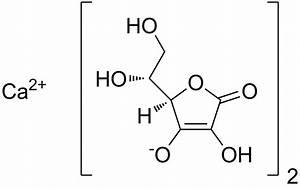 File Calcium Erythorbate Png