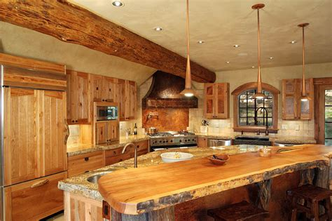 log cabin kitchen island ideas counter top for log cabin kitchen best home decoration