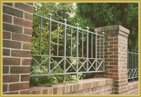 fences and gates iron gates