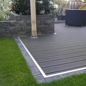 Terrasse Wpc Grau : der experte f r eine wpc terrasse und balkon bodenbelag ~ Markanthonyermac.com Haus und Dekorationen