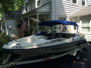 Sea Doo Challenger 2001 For Sale For  5 900