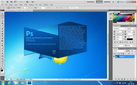 adobe photoshop cs  version  bit image editors