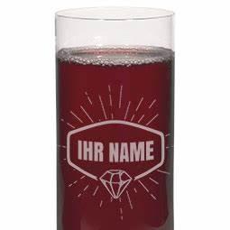 Trinkglas Mit Gravur : gl ser gravieren personalisiertes glas mit gravur ~ Eleganceandgraceweddings.com Haus und Dekorationen