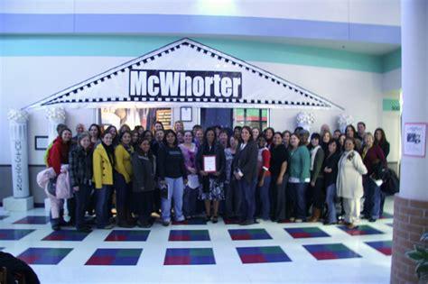 mcwhorter elementary carrollton farmers branch isd