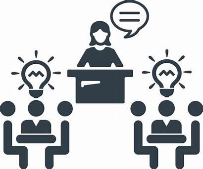 Development Training Icon Professional Services Professionals Child