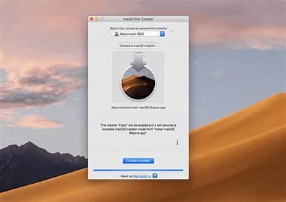 Disk Install Creator Mac Needed Clean