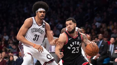 Nick Nurse: Fred VanVleet could be out 'a little while ...