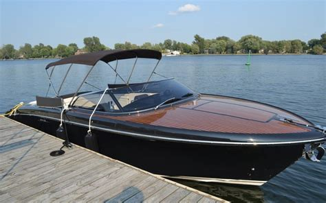 Boat Manufacturers Comparison by 2013 Riva Iseo Italian Style Luxury Boat Tests The