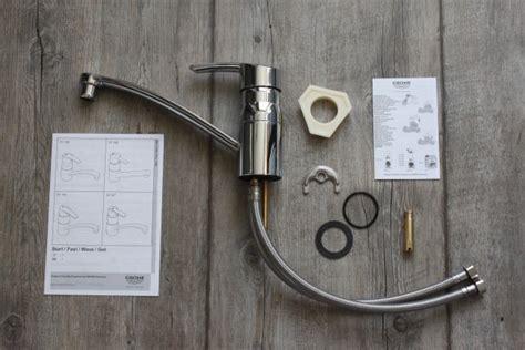 monter un robinet de cuisine brico remplacer un mitigeur d 39 évier