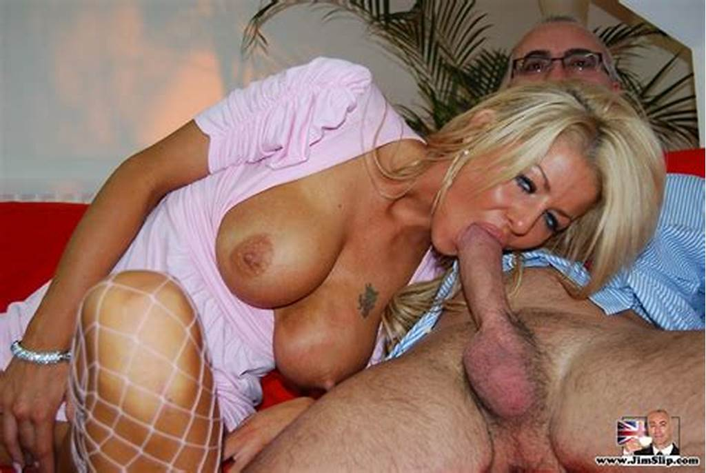 #Dirty #British #Blonde #Street #Slut #Fucked #By #A #Senior #Stud