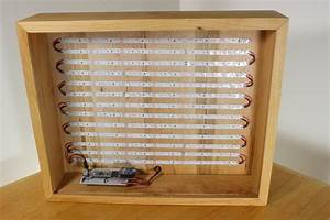 Making An Led Light Box