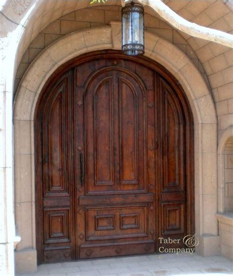 Mediterranean Style Front Door  Mediterranean Entry