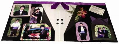 Scrapbook Prom Graduation Layouts Scrapbooking Pages Inspiration