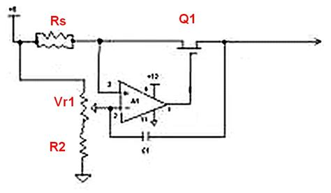 Simple Variable Voltage Supply Does Limit