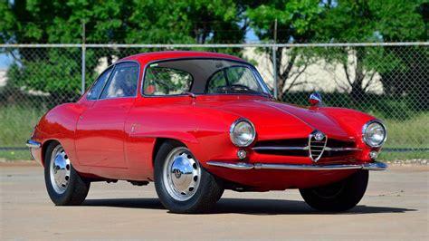1961 Alfa Romeo Giulietta Sprint Speciale  F93 Monterey