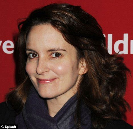 tina fey young tina fey looks younger than her years as she goes make up