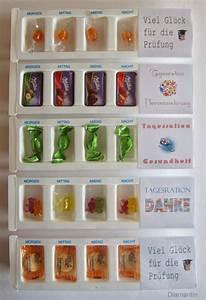 Geschenke Für 50 Euro : medikamentendosierer mit tageszeiten als geschenkverpackung f r s igkeiten geschenke ~ Frokenaadalensverden.com Haus und Dekorationen