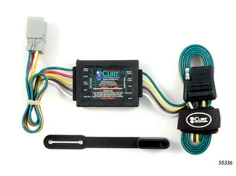 Honda Pilot Wiring Kit Harness Curt Mfg