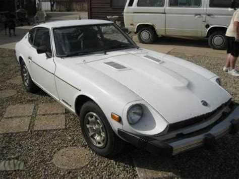 Datsun 280z Parts by 1977 Datsun 280z With Parts Car For Sale In Cortez