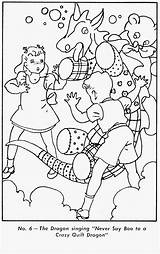 Cinnamon Bear Coloring Designs Thanksgiving Story Kitty Judy Jimmy Hope Enjoy Would sketch template