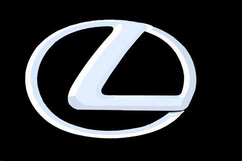 lexus logo black jpeg image of logo needed club lexus forums