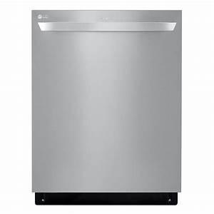 Lg Ldt5678st Top Control Tall Tub Smart Dishwasher With