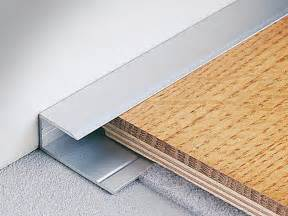 terminal edge profile for wooden and laminate floors woodtec lt by profilitec
