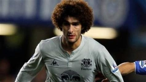 Everton midfielder Marouane Fellaini pens long-term ...